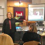 הרצאה בקנדה בקהילה היהודית