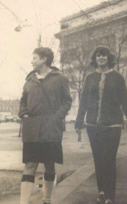אנחנו שתינו פריז 1965