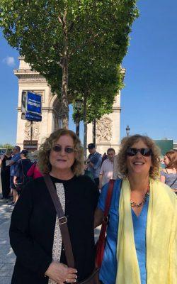 אנחנו שתינו פריז 2018